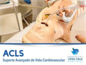 ACLS EP – Suporte Avançado de Vida Cardiovascular (Experienced Provider)