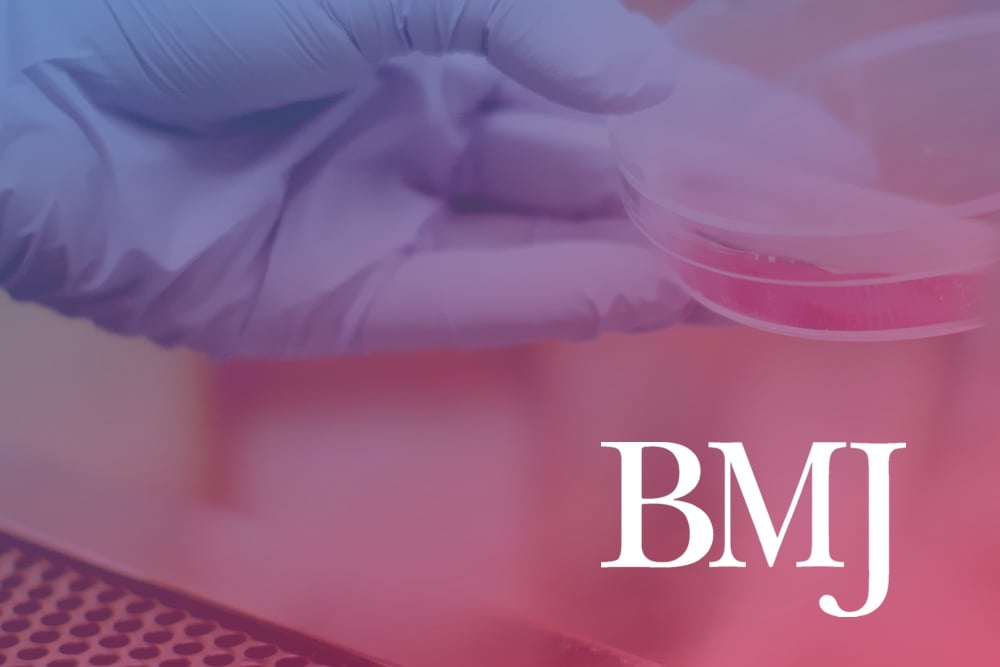 revista cientifica BMJ