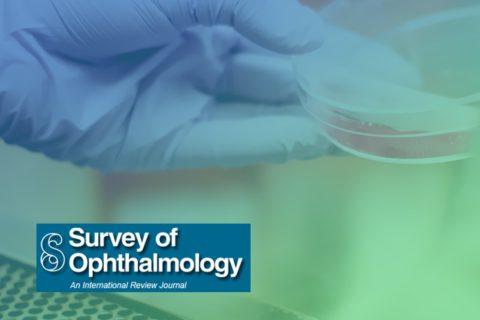 FRRB – botao Survey Ophtalmology logo