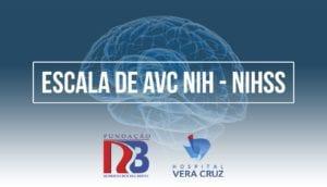 FRRB cursos - escala de AVC NIH