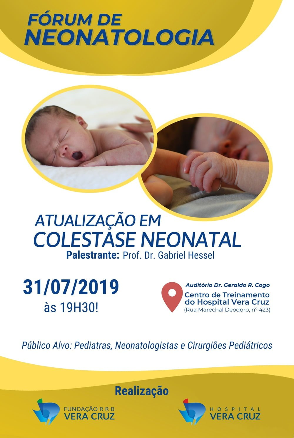 FRRB - Forum Neonatologia Julho 2019