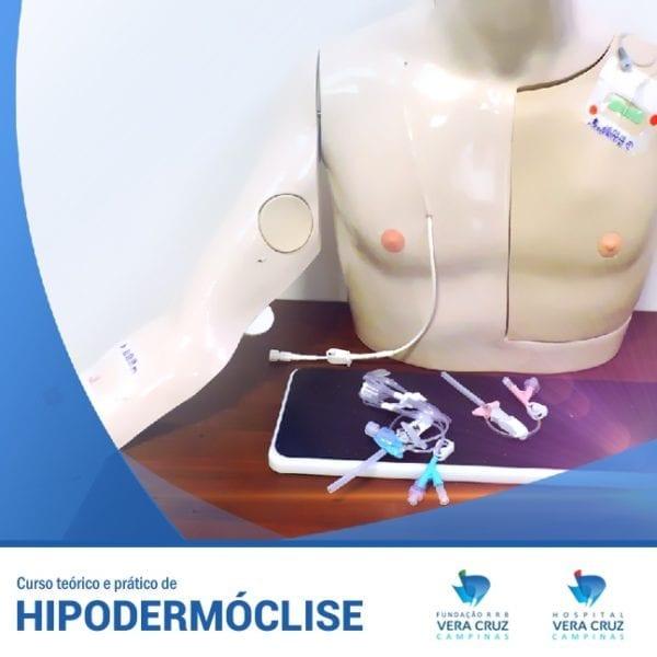 FRRB - HIPODERMOCLISE - imagem compra curso