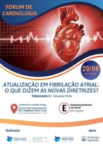 FRRB - forum de cardiologia do hospital vera cruz - agosto 2019