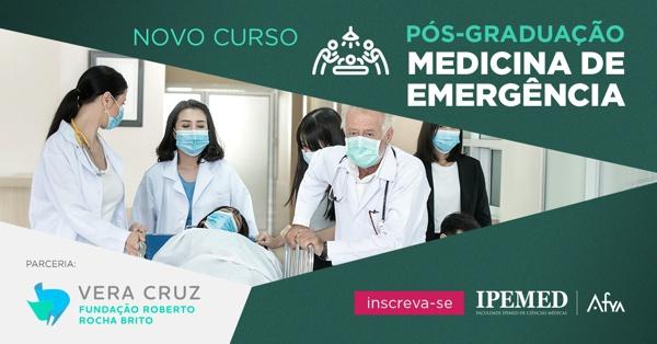 FRRB - popup pos-graduacao medicina de emergencia